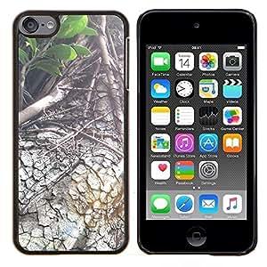 Jordan Colourful Shop - Plant Nature Forrest Flower 88 For Apple iPod Touch 6 6th Generation Personalizado negro cubierta de la caja de pl????stico