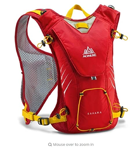 92315a4772 Cycling Backpacks Bicycling Running Backpack Outdoor Sport Bag (red ...
