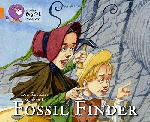 Fossil Finder (Collins Big Cat - Fossil Finder Store