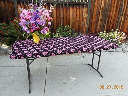fitted picnic table covers - 3