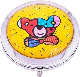 Romero Britto Bear Compact Double Mirrored #3310061