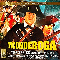 TICONDEROGA - The Series, Season 2, Vol. 1