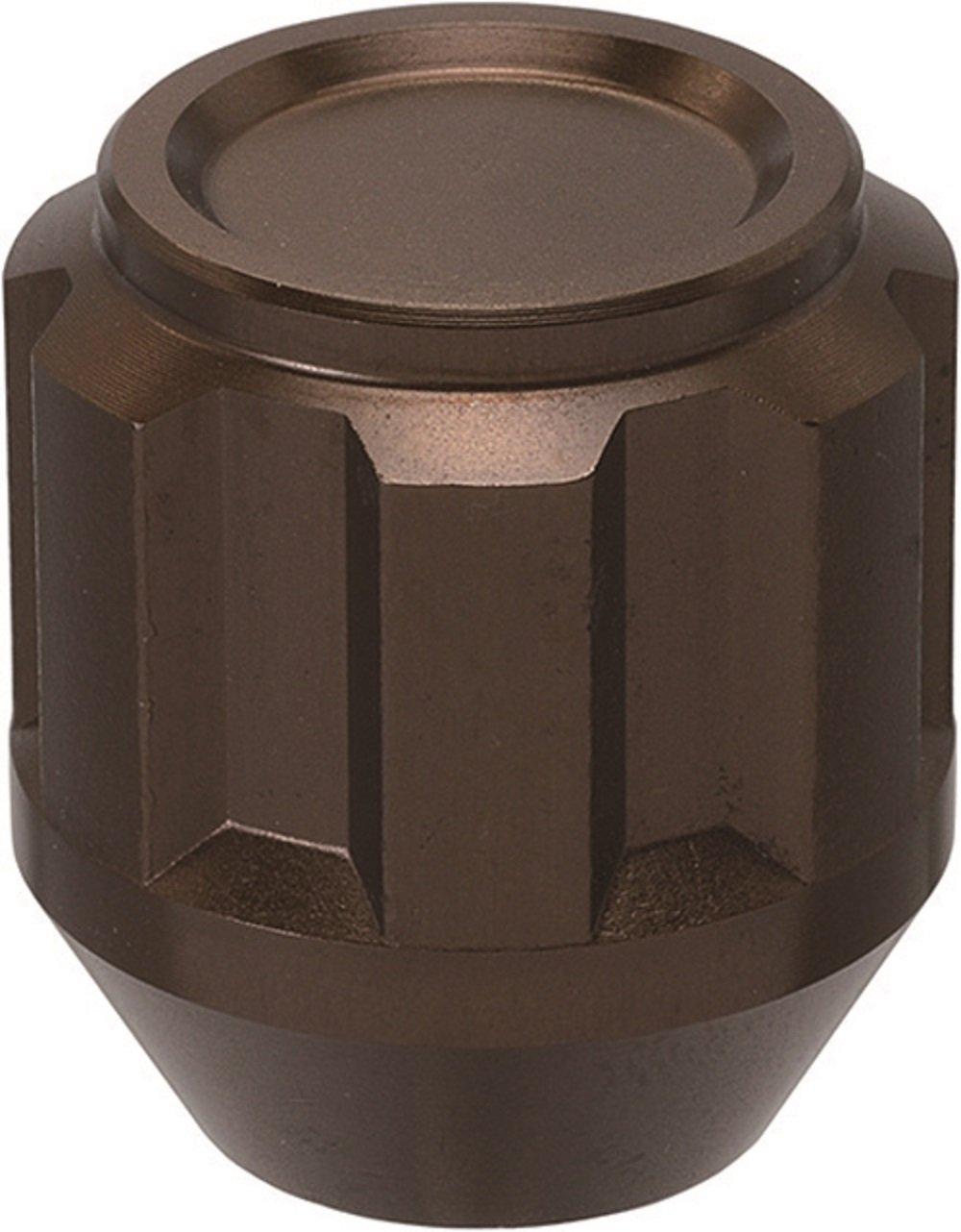 KYO-EI (協永産業)LEGGDURA RACING Compact TypeLock & Nut SetM12xP1.25 ブロンズ 16個入 KIL36B B06ZZ9ZG5J