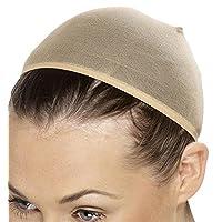 Smiffy's Nude Wig cap Unisex