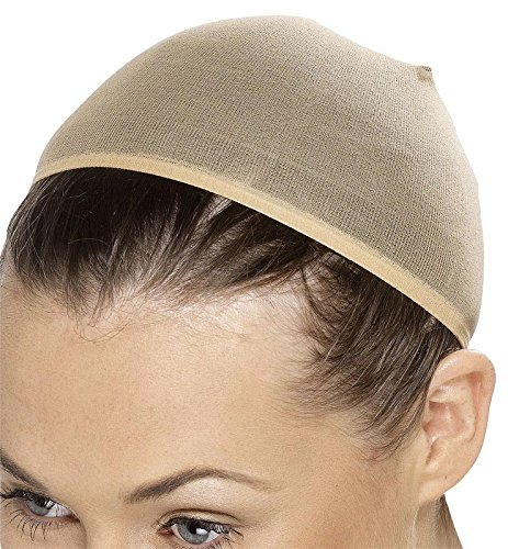 Perückenkappe Dehnt sich zum Abdecken des Haares, One Size