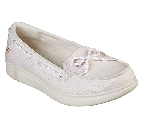 53b1e7a3d8972 Skechers Womens Beach Life Canvas Boat Shoes: Amazon.ca: Shoes ...