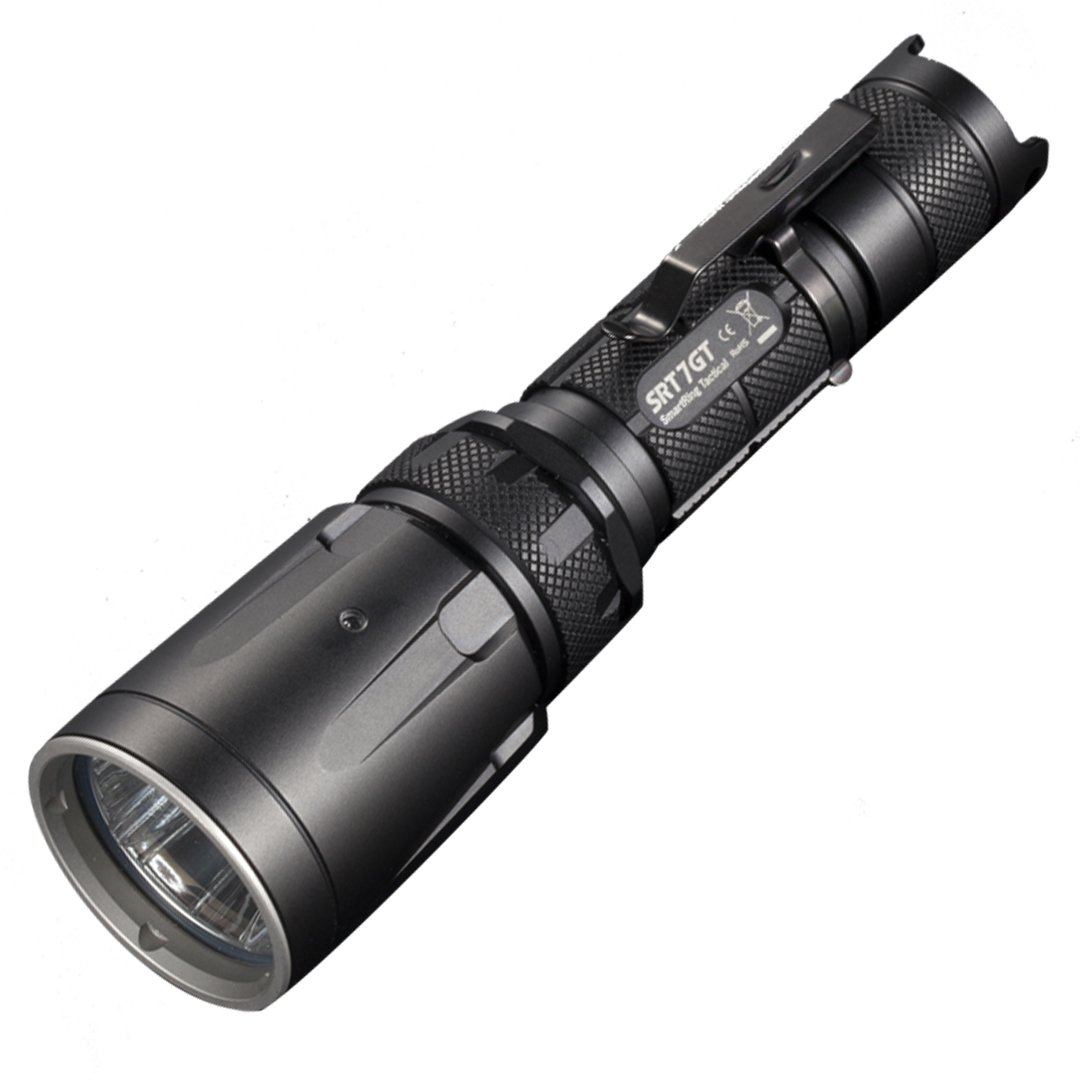 Linternas : Nitecore SRT7GT 1000 Lm Red/Green/Blue/UV...