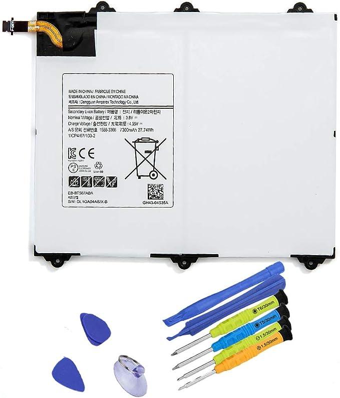 "Samsung Galaxy Tab E SM-T560NU 9.6/"" Tablet Battery GH43-04535A Grade A"