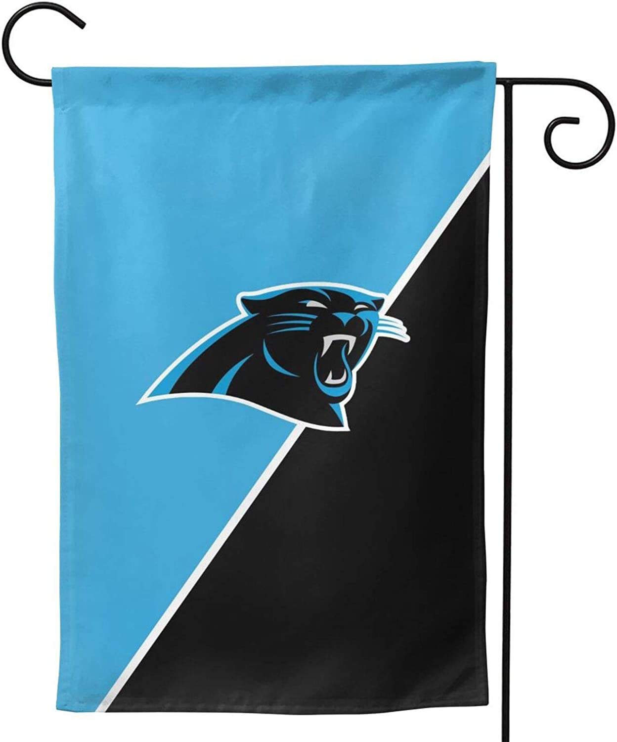 Stockdale Carolina Football Team Sign Garden Flags 3D Pattern Outdoor Courtyard Decoration Banner (Double-Sided Multi-Size)