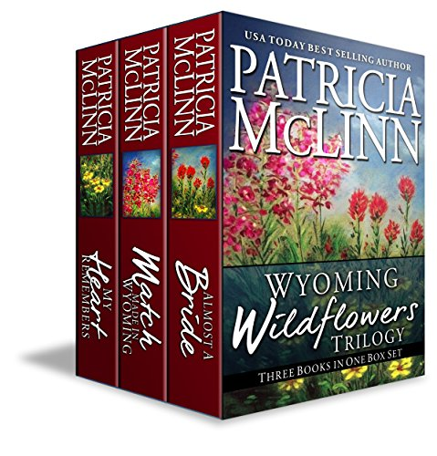 Book cover image for Wyoming Wildflowers Trilogy: (Books 1-3)