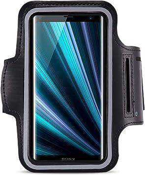 Nauci Jogging Funda para Sony Xperia xz3 Teléfono Móvil Sport Unidad Case Pulsera Fitness Funda: Amazon.es: Electrónica