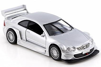 Mercedes Box Suv >> Amazon Com Mercedes Benz Clk Dtm Silver Saico Dp5301d