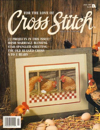 For the Love of Cross Stitch a Leisure Arts Publication 22 P