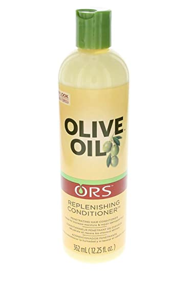 Amazon.com : Ors Olive Oil Conditioner Replenishing 12.25 Ounce (362ml) (6 Pack) : Beauty