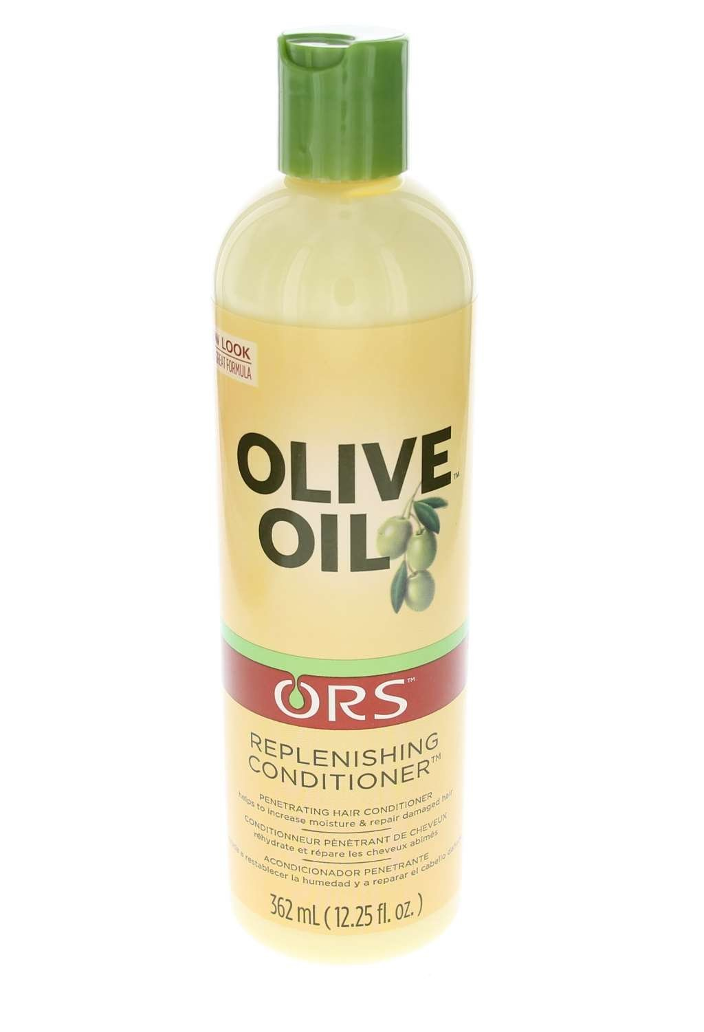 Ors Olive Oil Conditioner Replenishing 12.25 Ounce (362ml) (2 Pack)