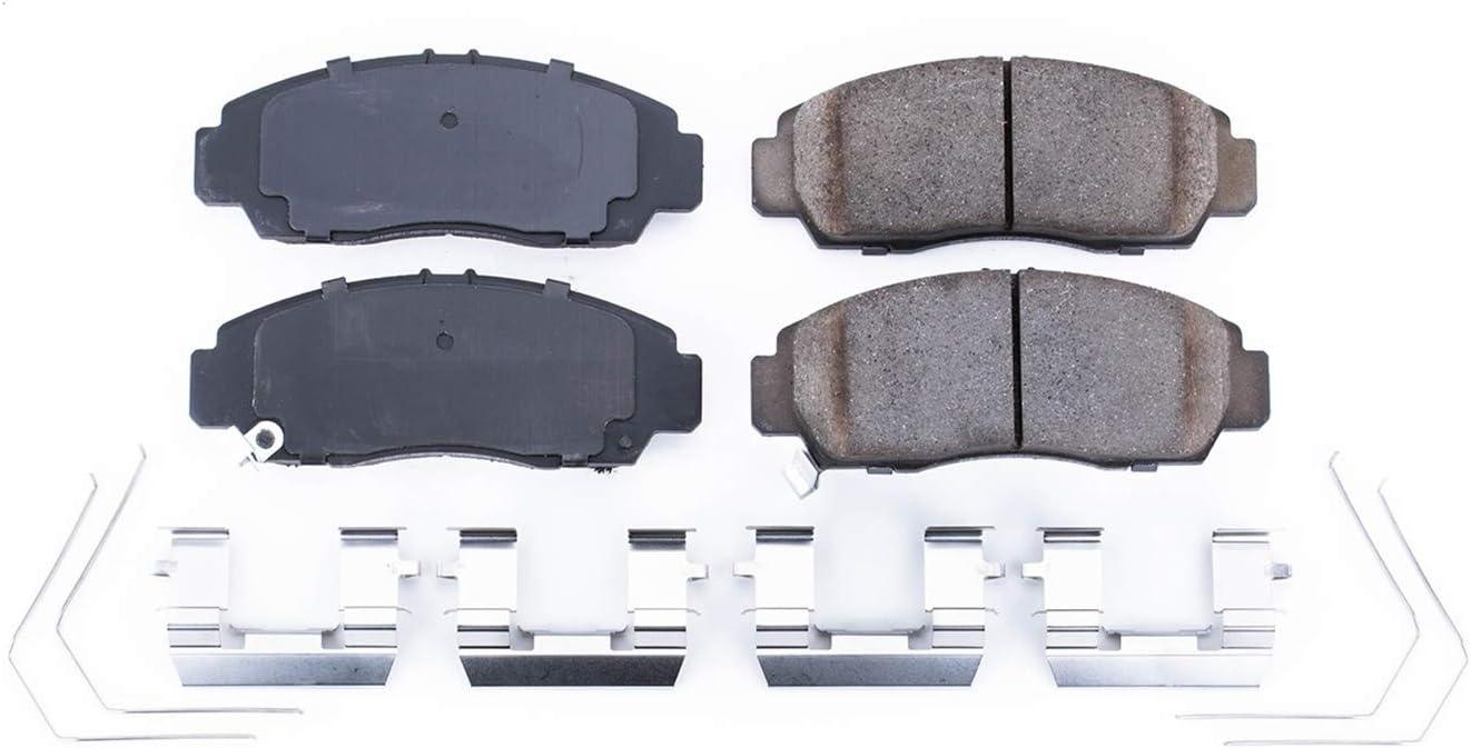 Power Stop 16-1506 Z16 Evolution Front Ceramic Brake Pads