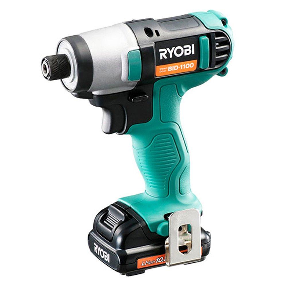 リョービ(RYOBI) 充電式インパクトドライバ 10.8V BID-1100 688805A
