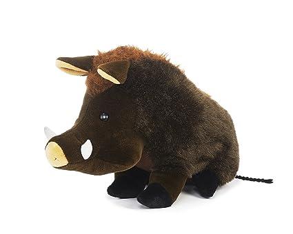 Jabalí de peluche 55 cm – Wild Boar – Wild Pig Bimbi Fred Pumbaa Pumba