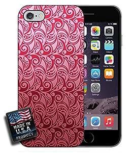 Pink Indian Pattern Pattern iPhone 6 Hard Case