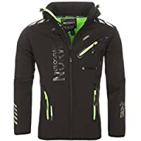 Geographical Norway Richier Royaute Herren Softshell Jacke Outdoor Funktionsjacke