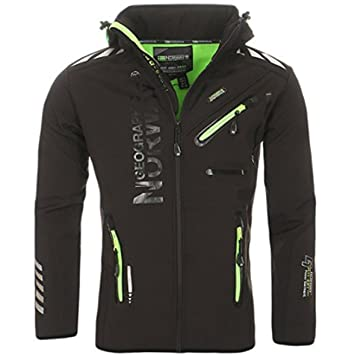 Geographical Norway richier royaute Chaqueta Softshell para Outdoor Función Chaqueta: Amazon.es: Deportes y aire libre