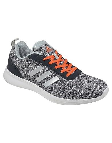 adidas uomini adiray m grey scarpe da corsa 7 uk / india - ue