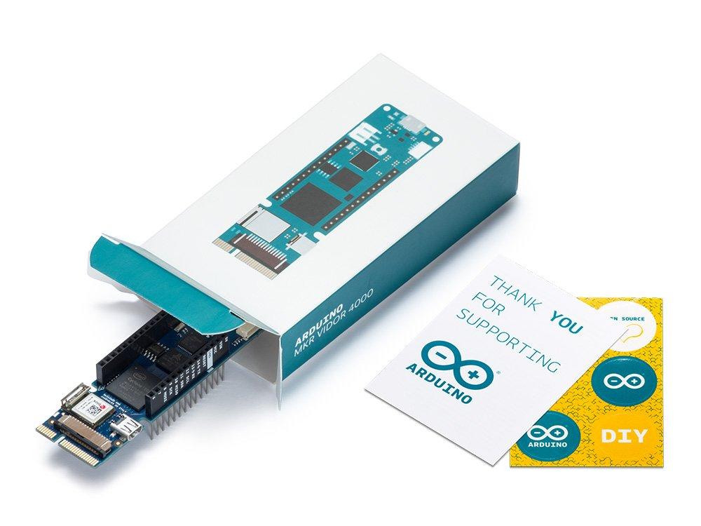 Arduino Vidor 4000 [ABX00022]