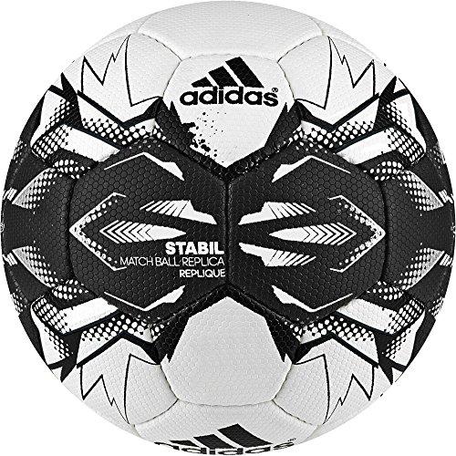 adidas STABIL REPLIQUE - Hand-ball ball für Unisex, 3, Weiß