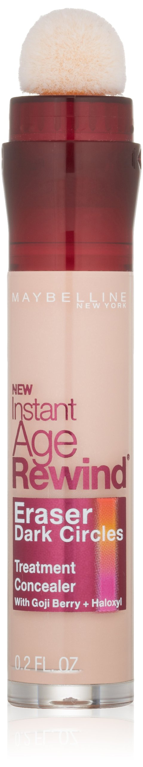 Maybelline Instant Age Rewind Eraser Dark Circles Treatment Concealer, Brightener, 0.2 fl. oz. by Maybelline New York