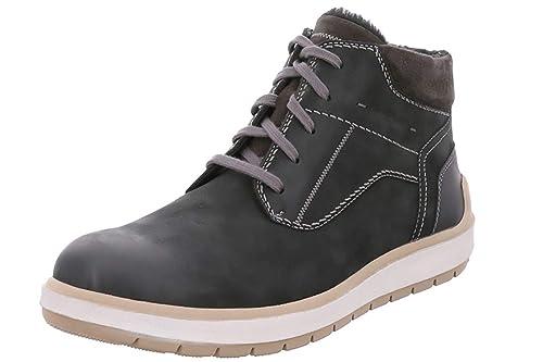 100% authentic 50% off cheap for sale Josef Seibel Men's Boots Brown: Amazon.es: Zapatos y ...