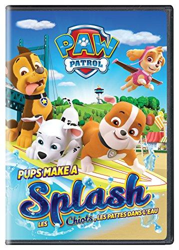 VHS : PAW Patrol - Pups Make a Splash