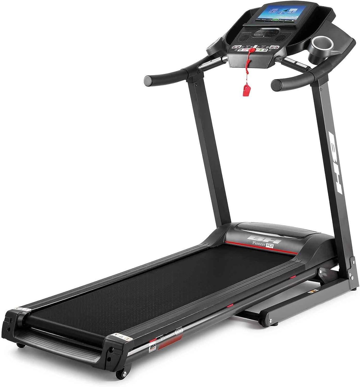 BH Fitness - Cinta de correr Pioneer R3 TFT G6487TFT – Pantalla ...