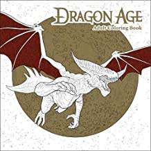 Dragon Age Adult Coloring Book