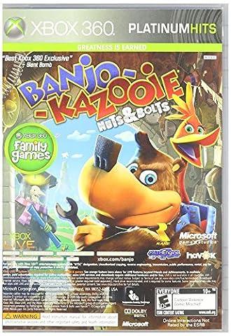 Banjo-Kazooie: Nuts & Bolts + Viva Pinata (Platinum Family Hits) (Banjo Xbox)