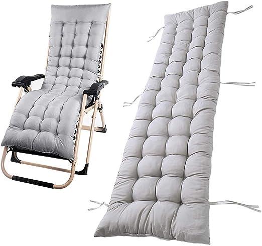 Tumbona sillón reclinable y Lounge de almohadilla cojín Patio ...
