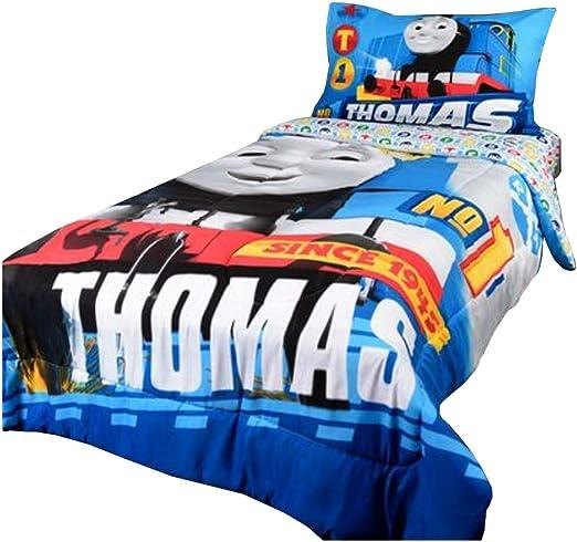 Amazon.com: Thomas and Friend 4 Piece Twin Size Bedding Set   86