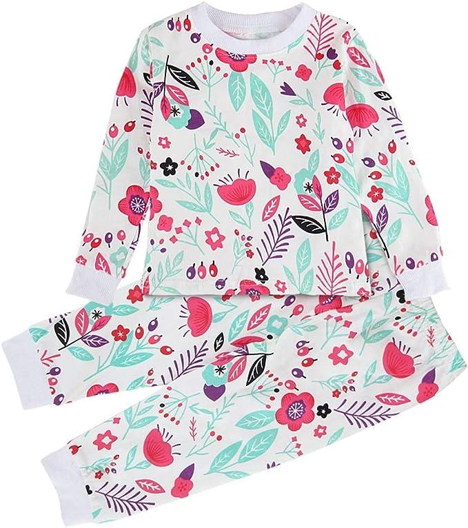 MOMBEBE COSLAND Boys Pajamas Set