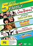 The Little Rascals / Drop Dead Fred / Harry and the Hendersons / Problem Child / The Flintstones [3 Discs]