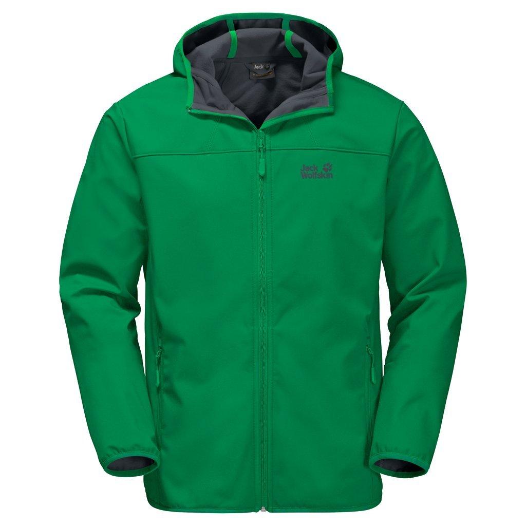Jack Wolfskin Men's Northern Pt Jacket, Forest Green, X-Large