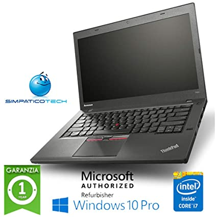 Lenovo Thinkpad T450 Core i7-5600U 8GB 500GB 14.1