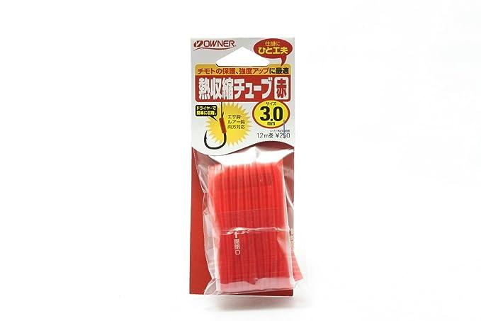 OWNER 熱収縮チューブ 赤の画像