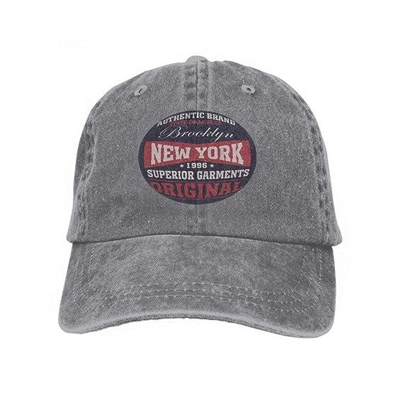 7d954caca Amazon.com: Unisex Flat Bill Hip Hop Cap Baseball Hat Head-Wear ...