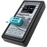 多機能トランジスタテスタ128 * 160 TFTカラーディスプレイ自動識別ダイオード、サイリスタ、コンデンサ、抵抗器インダクタMOSFET ESR LCRテスター