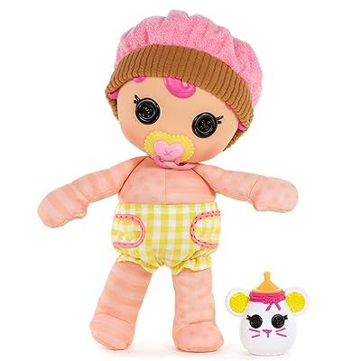 Lalaloopsy Babies Crumbs Sugar Cookie Doll: Toys & Games