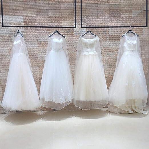 leo565tom fundas de ropa funda de para vestido de novia larga ...