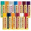 Burt\'s Bees 100% Natural Moisturizing Lip Balm, Beeswax, 4 Tubes in Blister Box