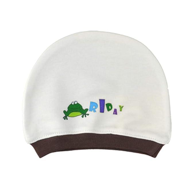 100/% Cotone Biologico Cappello Neonato//Berretto da Neonato per Ragazze e Ragazzi Made in EU For Babies