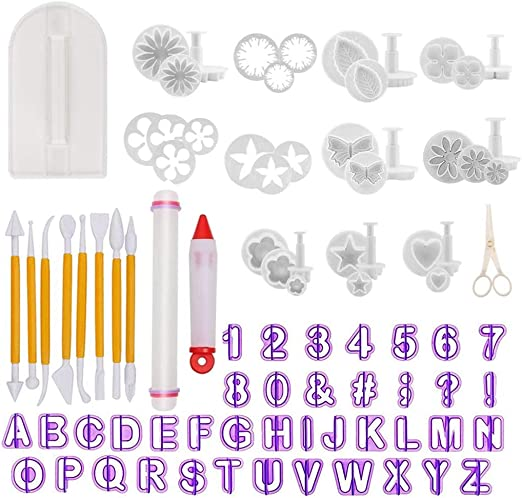 REDUCED 8 Piece Fondant Modelling Tool Set