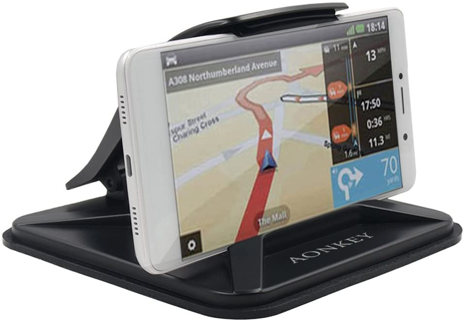 AONKEY Dashboard Pad Mat for Navigational Use