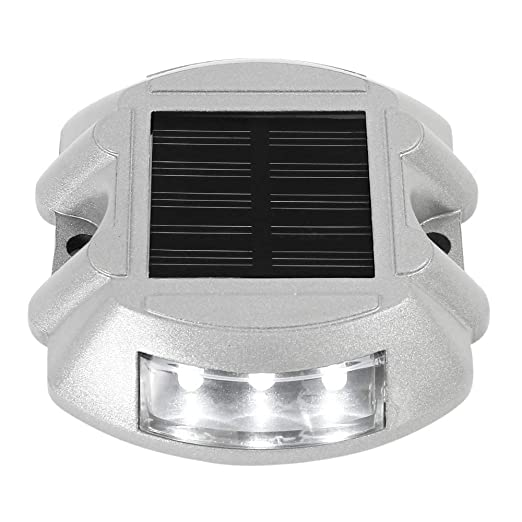Roadway Safety Back To Search Resultssecurity & Protection Casting Aluminum Road Stud Light Outdoor Solar Powered Lamp For Pathway Road Durable Road Stud Light